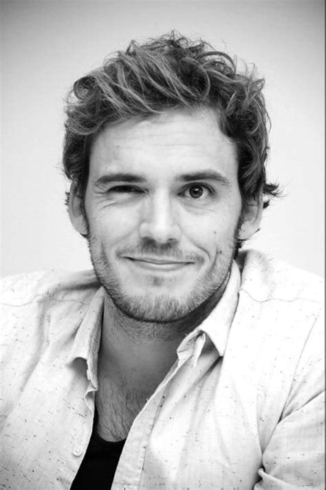 Sam Claflin. Loved him since pirates of the Caribbean