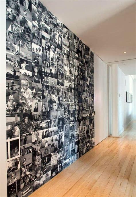 Flur Gestalten Mit Fotos by 9 Flur Einrichten Deko Flur Wand Mit Fotos Boden Aus Holz