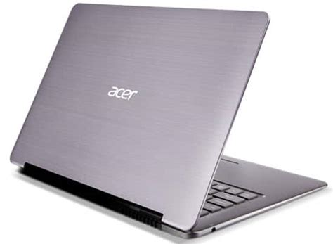 Laptop Acer Ultra Thin acer aspire s3 lx rsf02 082 the ultra slim laptop with ultra fast responsiveness