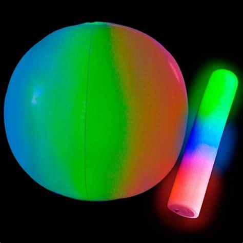 light up beach balls 24 quot diameter light up beach ball 5 pack light up beach