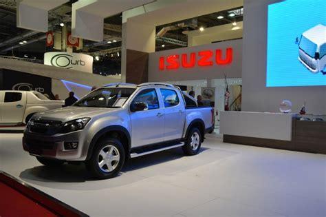 L Isuzu mondial auto 2014 du nouveau pour l isuzu d max photo