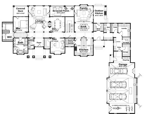 l shaped design floor plans l shaped house plan exteriors pinterest