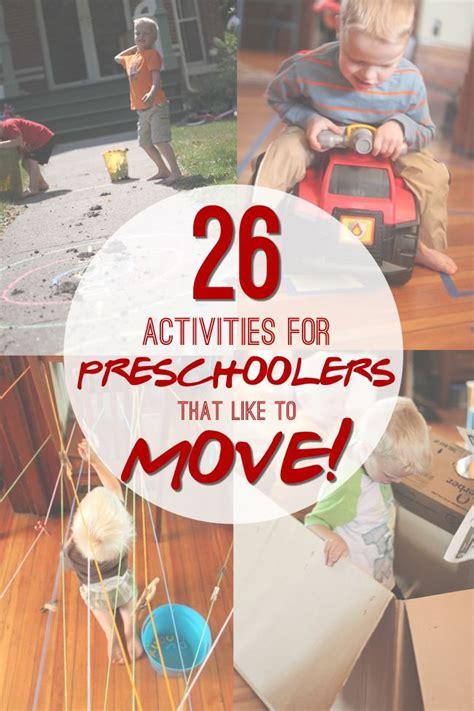 35 gross motor activities for preschoolers that like to