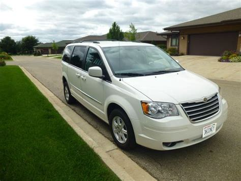 2010 Chrysler Pacifica by Sell Used 2010 Chrysler Pacifica In Cross Plains