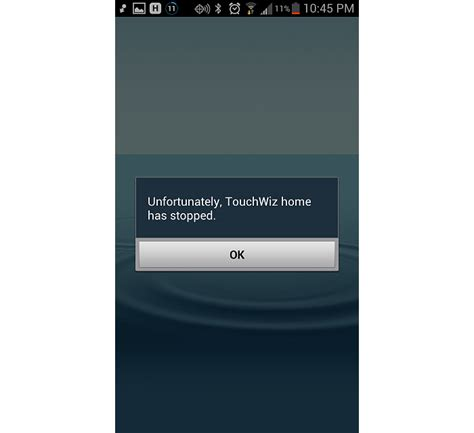 how to fix samsung galaxy s6 edge quot unfortunately touchwiz
