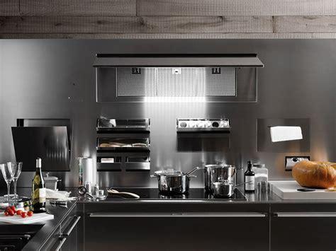 inox cucine cucina componibile in acciaio inox artematica inox valcucine