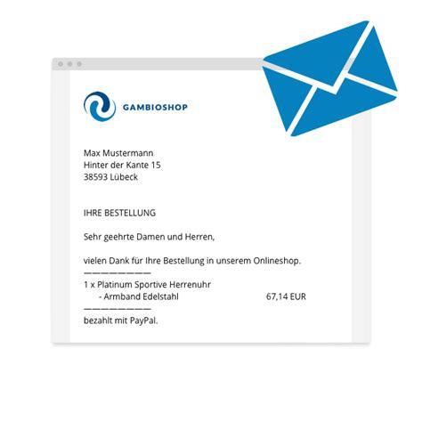 Gambio Design Vorlagen Shopsoftware Bestellungen Und Kunden Einfach Verwalten Gambio Gx3