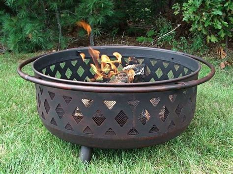 11 Best Wrought Iron Fire Pits Images On Pinterest Iron Firepit