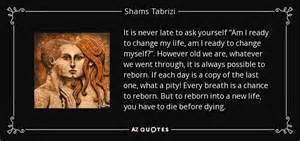 am i to old at sixty to have a beachy look hairstyle top 25 quotes by shams tabrizi of 60 a z quotes