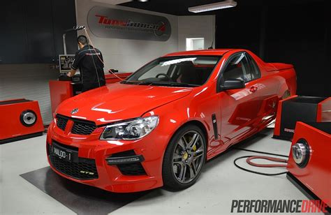 holden maloo gts 2015 hsv gts maloo makes 368kw at the wheels video