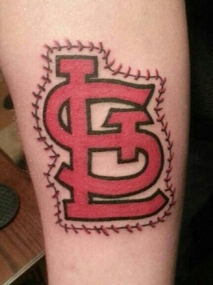 stl cardinals tattoos designs 20 best st louis cardinals tattoos images on