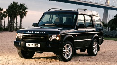 90s land rover the of the land rover discovery in pictures