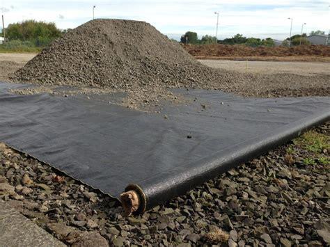 Multimeter Yang Murah geotextile woven murah per meter m2 roll pt tiga pilar