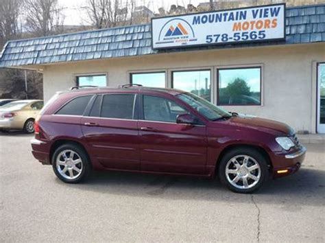 2008 Chrysler Pacifica For Sale by 2008 Chrysler Pacifica For Sale Carsforsale