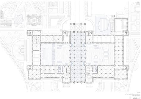 rijksmuseum floor plan rijksmuseum cruz y ortiz arquitectos archdaily