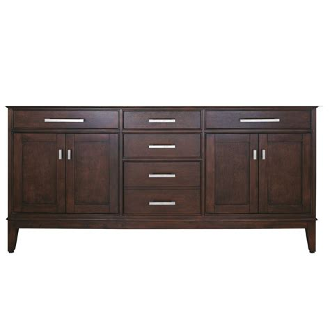 home depot 72 inch bathroom vanity avanity madison 72 in w x 21 in d x 34 in h vanity