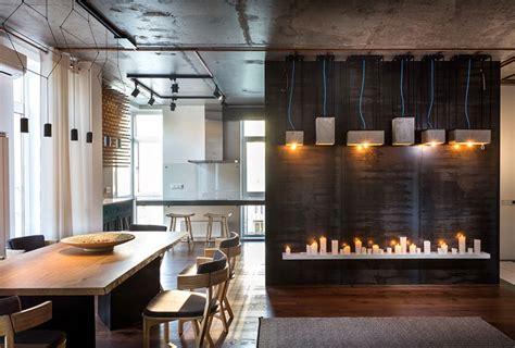 librerie italiane a berlino 基辅酷酷的工业风格公寓装修设计 设计之家