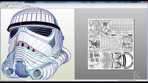 Papercraft Designer - pepakura designer 3