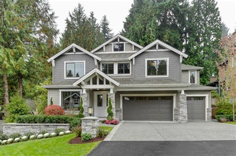 outside of house traditional exterior of home in bellevue wa zillow digs