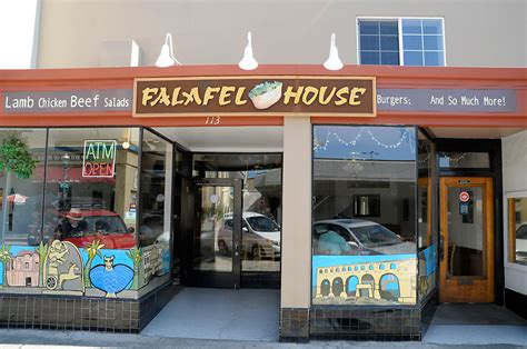 Information About Quot Falafel House July 2011 Jpg Quot On Falafel House Santa Cruz Localwiki