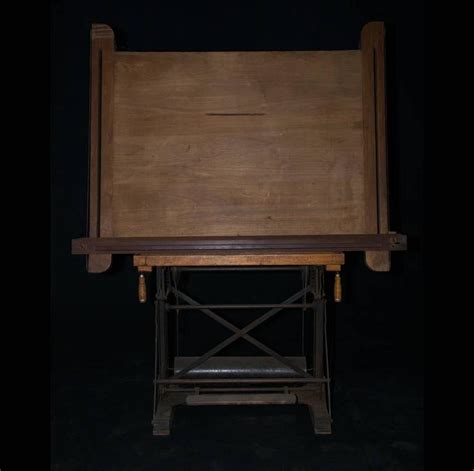 Antique Drafting Table For Sale At 1stdibs Vintage Drafting Tables For Sale