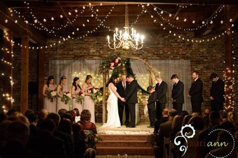 The Eclectic Warehouse   Eclectic, AL Wedding Venue