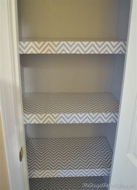 Wardrobe Lining Paper by How To Change Up Wire Shelves For Less Than 10