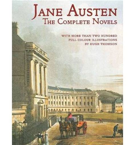 jane austen the complete jane austen the complete novels jane austen 9781741730500