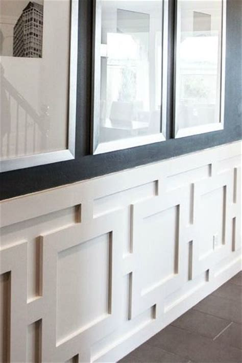 chair rail ideas 25 best ideas about wall trim on moulding and