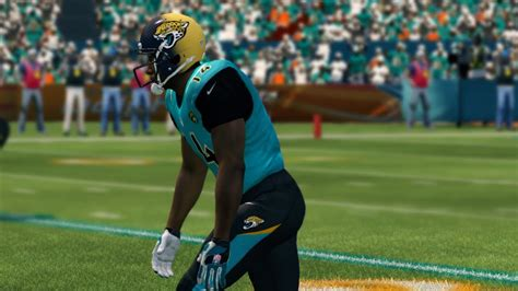 Detailed Look At New Jaguars Uniforms In Madden Nfl 25 17 Best Images About Mcfadden On Gold