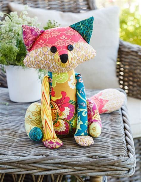Patchwork Stuffed Animal Patterns - 1000 ideas about animal sewing patterns on