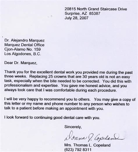 referral letter template dr a marquez referral letter