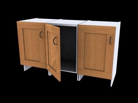 D Cupboard 3d kitchen cupboards richard clark design portfolio