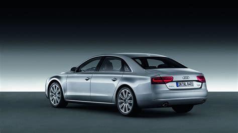Audi A8 Long by Audi A8 Long 2011