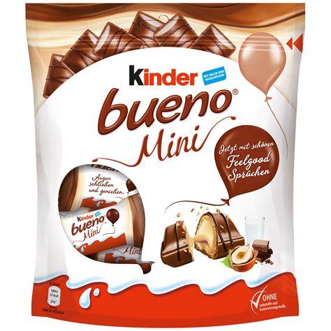 Kinder Bueno Minis Isi 17 kinder bueno mini 108g kaufen im world of shop