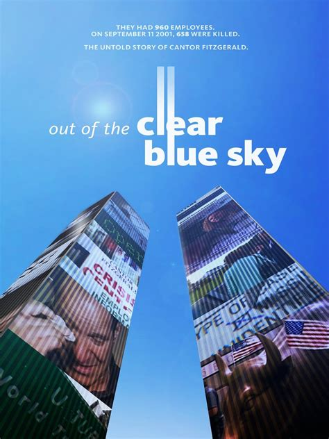 liberty out of a clear blue sky books dvd review a tale of 9 11 quot out of the clear blue sky quot