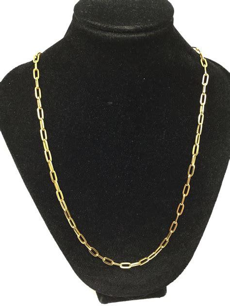 cadena cartier oro 18k cadena de oro de 18k segunda mano comprar cadenas de oro