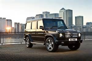 Mercedes G Truck 7 Facts About Mercedes G Class The Column