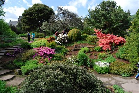 The Botanical Gardens Edinburgh Jason Lattier S Garden Journal Royal Botanic Gardens