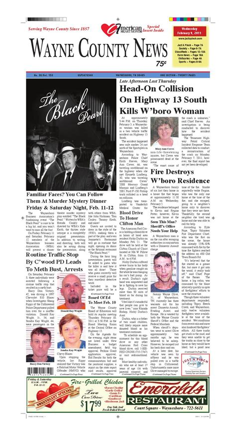 wayne county section 8 wayne county news 02 09 11 by chester county independent