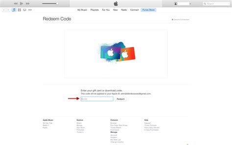 How To Add A Gift Card To Itunes - how to add money to itunes account without gift card