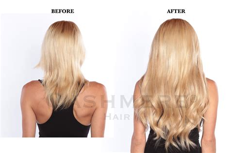 hair extensions before and after hair extensions remy clip in hair extensions before after pictures