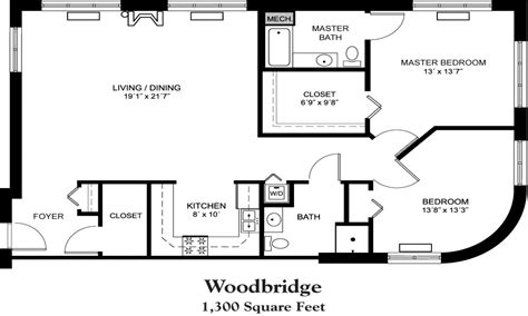 1300 sq ft house house plans 1800 square foot 1300 square foot house floor