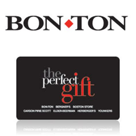 Bon Ton Gift Card - buy the bon ton gift cards at giftcertificates com