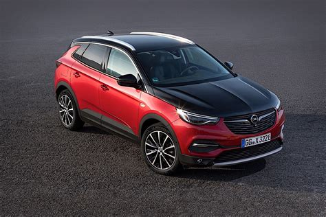 Opel Grandland 2020 by 2020 Opel Grandland X Hybrid4 Revealed As Carmaker S