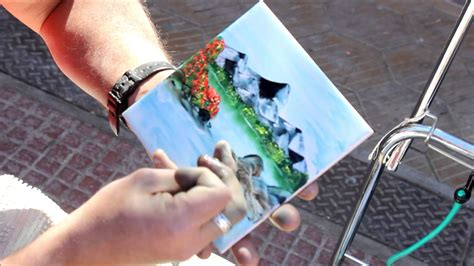 imagenes para pintar oleo pintando paisajes con los dedos oleo youtube