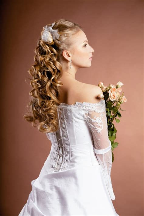 Wedding Hairstyles Curls by Hairstyles For 2015 Hairstyle