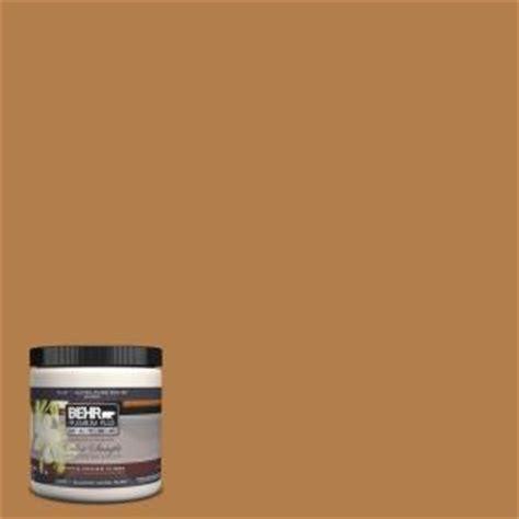 behr premium plus ultra 8 oz pmd 106 caramel sauce interior exterior paint sle pmd 106u