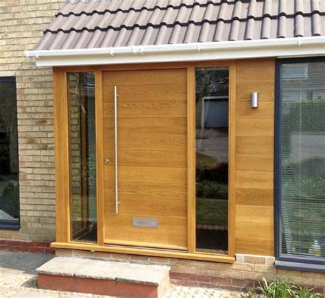 Front Door Ideas Uk Contemporary Front Doors Porches And Front Porches On