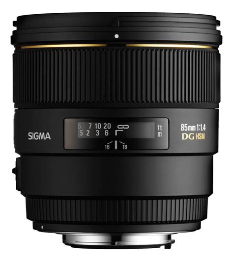 Sigma 85mm F1 4 the sigma 85mm f1 4 ex dg hsm is world class glass